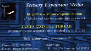 Sensory Expansion Card - Front